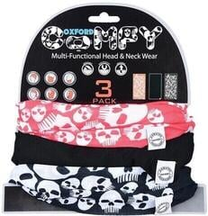 Oxford Comfy Skulls 3-Pack