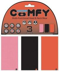 Oxford Comfy Pink/Black/Red 3-Pack