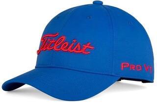 Titleist Tour Performance Trend Junior Cap Royal/Red