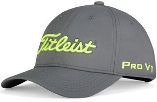 Titleist Tour Performance Trend Junior Cap Charcoal/Citrus