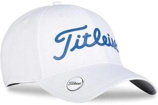 Titleist Performance Ball Marker Cap White/Strong Blue