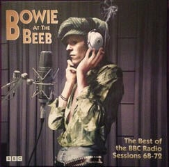 David Bowie Bowie At The Beeb (4 LP)