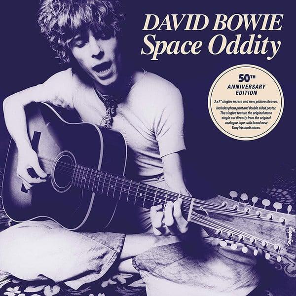 David Bowie Space Oddity (LP) 45 RPM - Muziker RO
