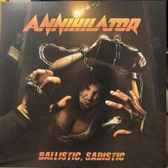 Annihilator Ballistic, Sadistic (Vinyl LP)