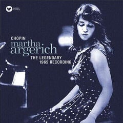 Martha Argerich Martha Argerich / Chopin:The Legendary 1965 Recording