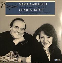 Martha Argerich Chopin: Piano Concertos Nos. 1 & 2 (2 LP)