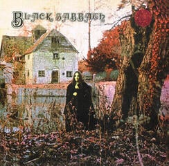 Black Sabbath Black Sabbath (Vinyl LP) (180 Gram)