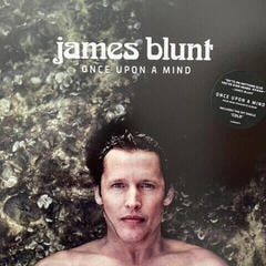 James Blunt Once Upon A Mind (Green Vinyl)