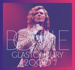 David Bowie Glastonbury 2000 (3 LP)