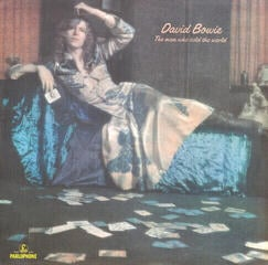 David Bowie The Man Who Sold The World (2015 Remastered)