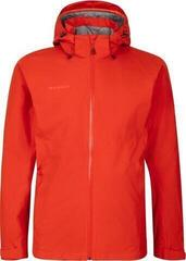 Mammut Ayako Tour HS Hooded Mens Jacket Dark Spicy