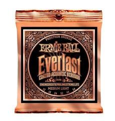 Ernie Ball 2546 Everlast Phosphor Medium Light Acoustic