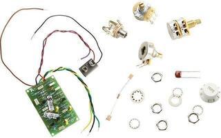 Fender Stratocaster Mid Boost Upgrade Kit