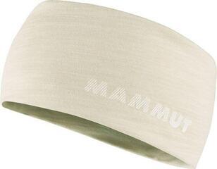 Mammut Merino Headband Moonbeam Melange