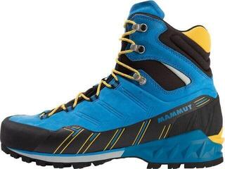 Mammut Kento Guide High GTX Mens Shoes Dark Gentian/Freesia UK 10