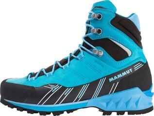 Mammut Kento Guide High GTX Womens Shoes Ocean/Dark Whisper