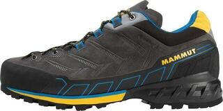 Mammut Kento Low GTX Mens Shoes Dark Titanium/Freesia
