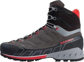 Mammut Kento Tour High GTX Mens Shoes Dark Titanium/Dark Spicy
