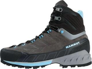 Mammut Kento Tour High GTX Womens Shoes Dark Titanium/Whisper UK 5,5