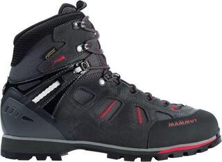 Mammut Ayako High GTX Mens Shoes Graphite/Inferno UK 7,5