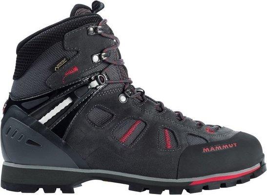 Mammut Ayako High GTX Mens Shoes Graphite/Inferno UK 9,5