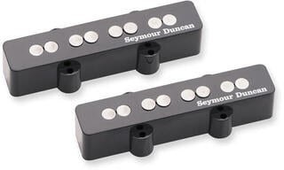 Seymour Duncan SJB-3S Quarter-Pound Jazz Bass Pickup Set