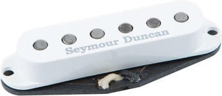 Seymour Duncan APS-2 Alnico II Pro Flat Strat Pickup White Cover