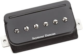 Seymour Duncan SHPR-1B P-Rails Bridge Humbucker Black