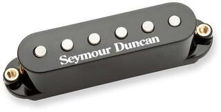 Seymour Duncan STK-4M Classic Stack Plus Strat Middle Pickup RW/RP Black