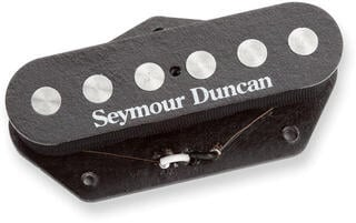 Seymour Duncan STL-3 Quarter Pound Tele Bridge Pickup Black