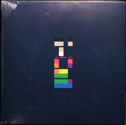 Coldplay X & Y (2 Lp)