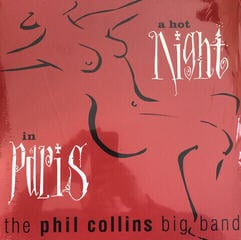 Phil Collins A Hot Night In Paris