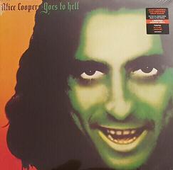 Alice Cooper Alice Cooper LP Alice Cooper Goes To Hell (Orange Vinyl)