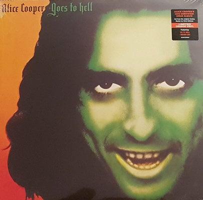 Alice Cooper Alice Cooper Goes To Hell (Orange Vinyl)