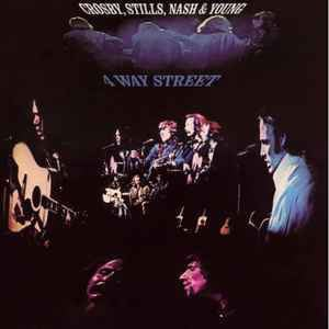 Crosby, Stills, Nash & Young 4 Way Street (Expanded Edition) (3 LP)