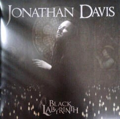 Jonathan Davis Black Labyrinth (Vinyl LP)