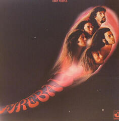 Deep Purple Fireball (Vinyl LP)
