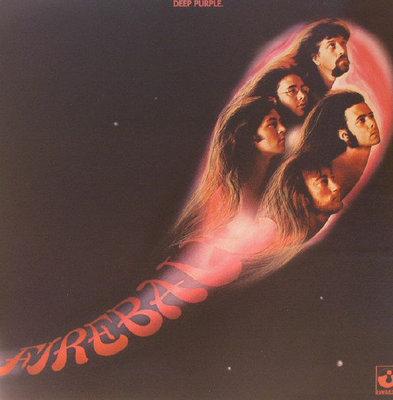 Deep Purple Fireball