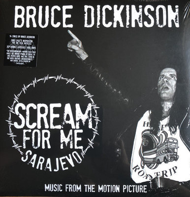 Bruce Dickinson Scream For Me Sarajevo