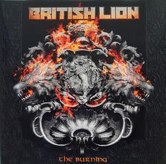 British Lion The Burning (Black Vinyl)