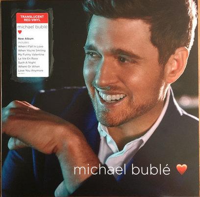 Michael Bublé Love (Red Vinyl)