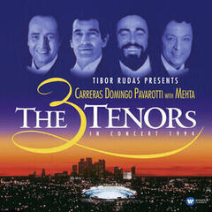 Carreras/Domingo/Pavarotti Three Tenors Concert 1994