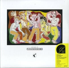 Frankie Goes to Hollywood Welcome To The Pleasure Dome (Vinyl LP)