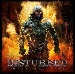 Disturbed Indestructible (Vinyl LP)