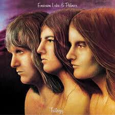 Emerson, Lake & Palmer Trilogy (Vinyl LP)