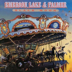 Emerson, Lake & Palmer Black Moon (Vinyl LP)