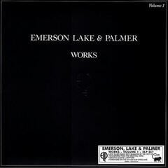 Emerson, Lake & Palmer Works Volume 1 (Vinyl LP)