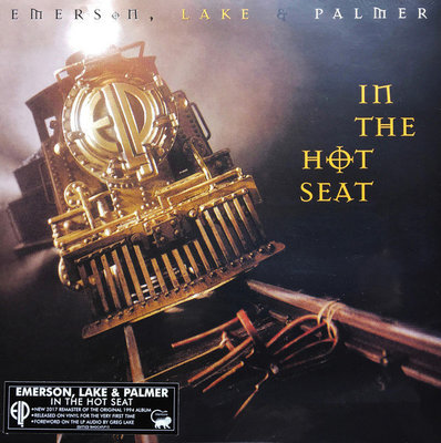 Emerson, Lake & Palmer In The Hot Seat
