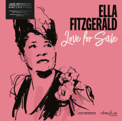 Ella Fitzgerald Love For Sale