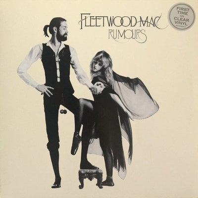 Fleetwood Mac Rumours (Clear Vinyl Album)